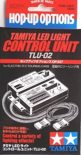 Tamiya Controlador de LED's TAMIYA (TLU-02)