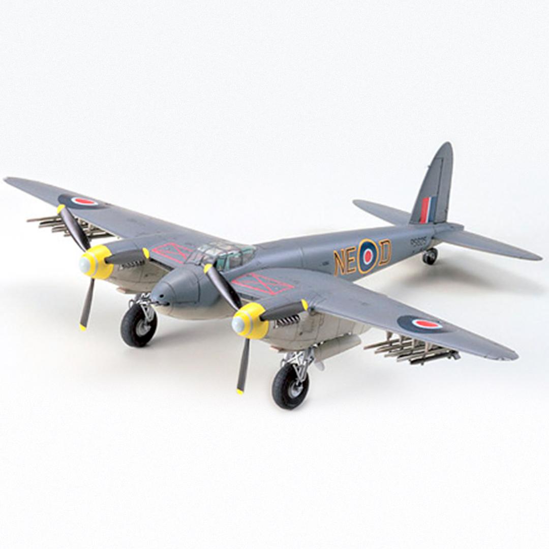 Tamiya DeHavilland Mosquito - FB Mk IV / NF Mk II 1/72
