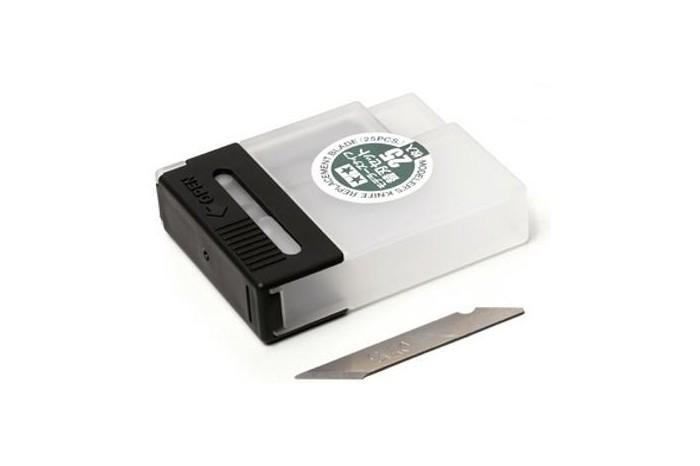 Tamiya  Refil Modeler's knife blade*25