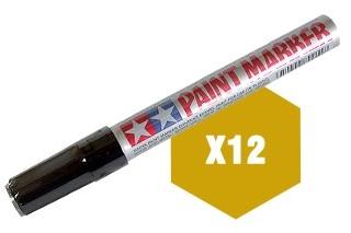 X-12 GOLD PAINT MARKER